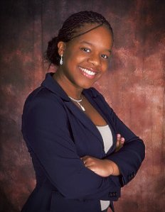 Yejide Olutosin Achieve in Africa intern